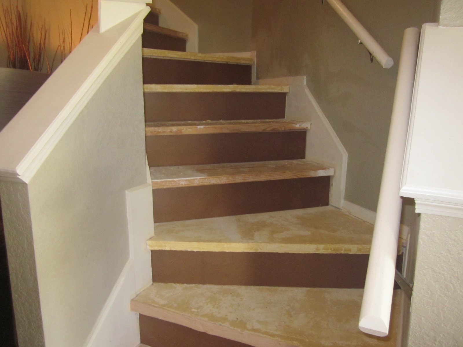 How We Refinished Our Stairs, DIY Style